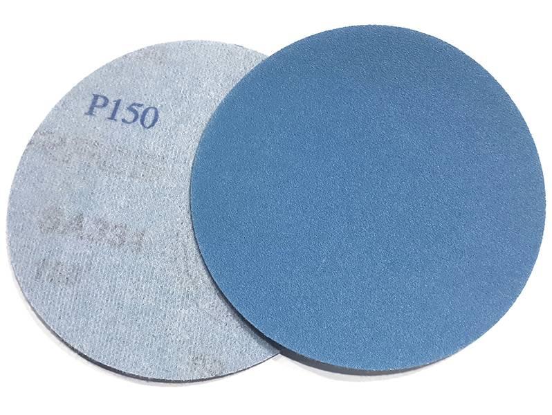 фото Шлифовальный круг SA331 d125мм, зерно P150 (без отверстий)