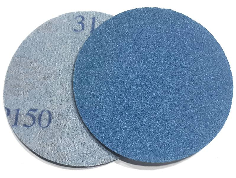 фото Шлифовальный круг SA331 d75мм, зерно P150 (без отверстий), уп-ка 10шт