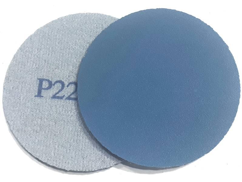 фото Шлифовальный круг SA331 d75мм, зерно P220 (без отверстий), уп-ка 10шт