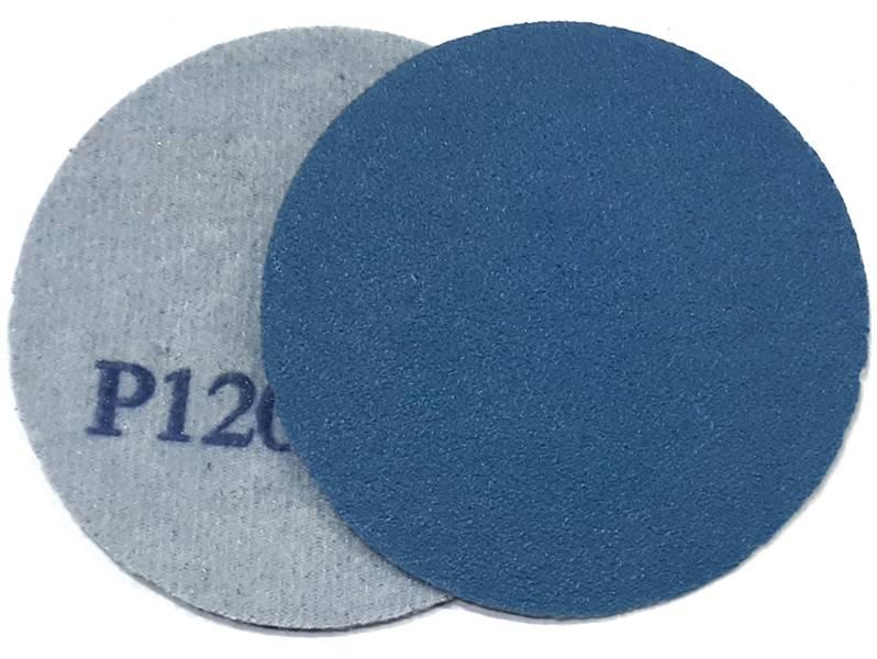 фото Шлифовальный круг SA331 d75мм, зерно P120 (без отверстий), уп-ка 10шт