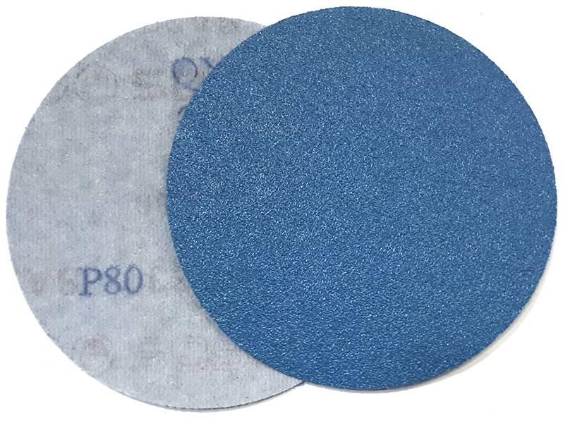 фото Шлифовальный круг SA331 d125мм, зерно P80 (без отверстий)