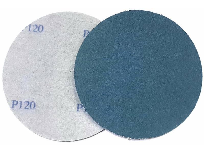 фото Шлифовальные круги XZ 677 d150, на липучке, зерно P120