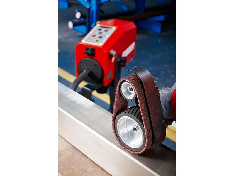фото ROTOMAX 2.0 – шлифовальная машина с гибким валом, исполнение F