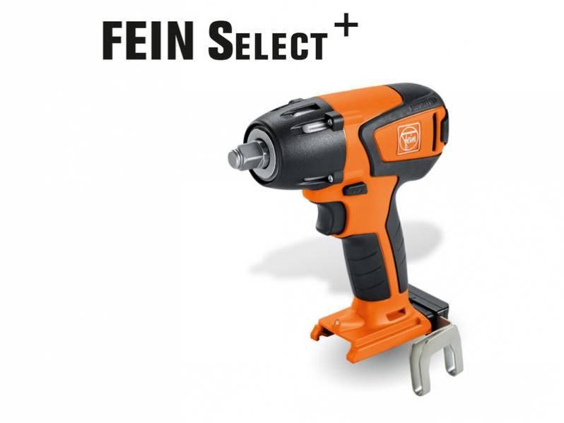 фото FEIN ASCD 18-300 W2 Select аккумуляторный ударный винтоверт