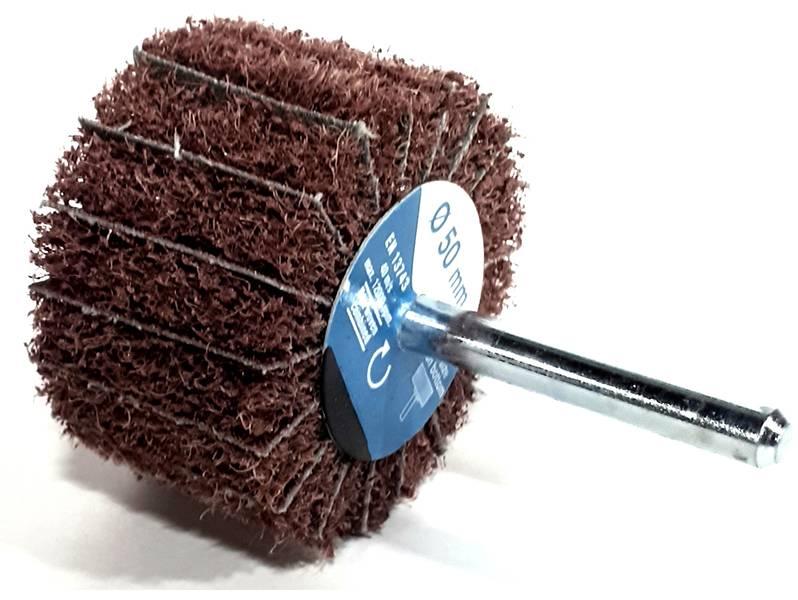 фото Шлифовальные головки лепестковые комбинированные, 50х30х6, зерно coarse