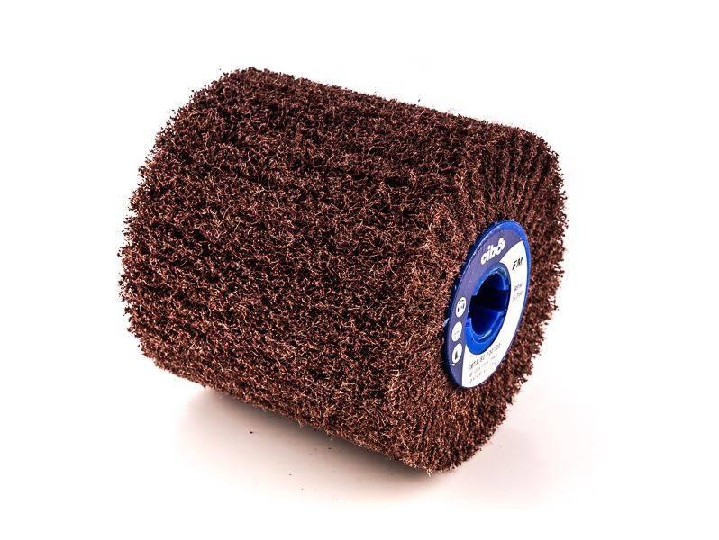 фото Шлифовальный валик 100*100, для сатинирования, зерно Сoarse (P80)