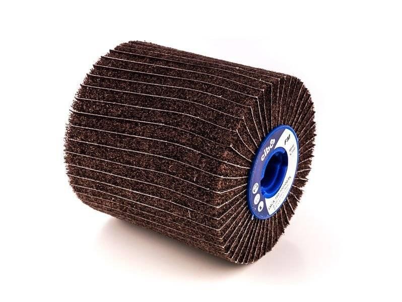 фото Шлифовальные валики комбинированные, для сатинирования, зерно P180
