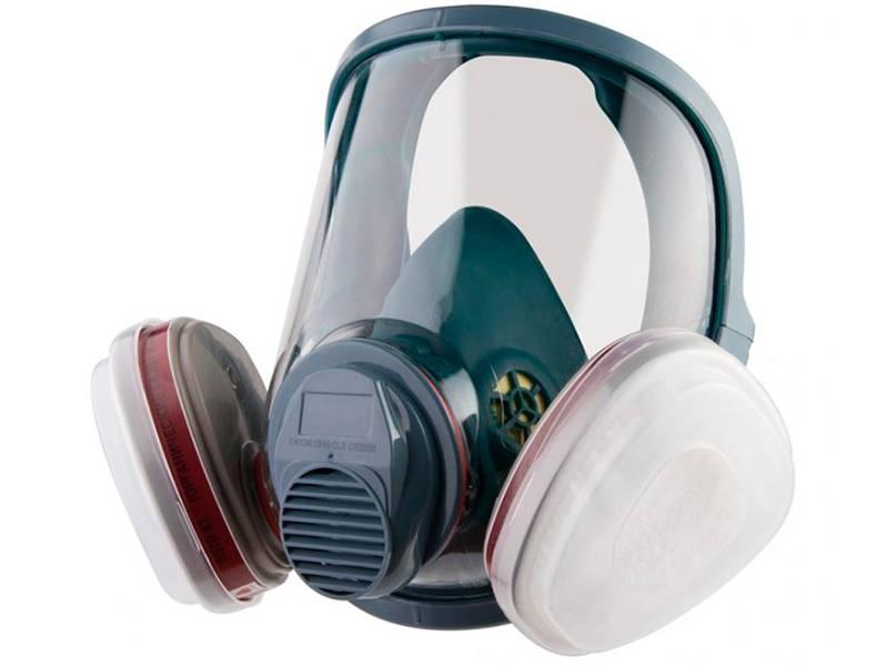 фото Полнолицевая маска с двойным фильтром Jeta Safety 5950i, размер S