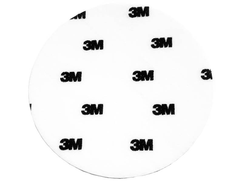 фото Полировальный Круг 3M™ Finesse-it™, фетровый, мягкий, черный логотип, 125мм