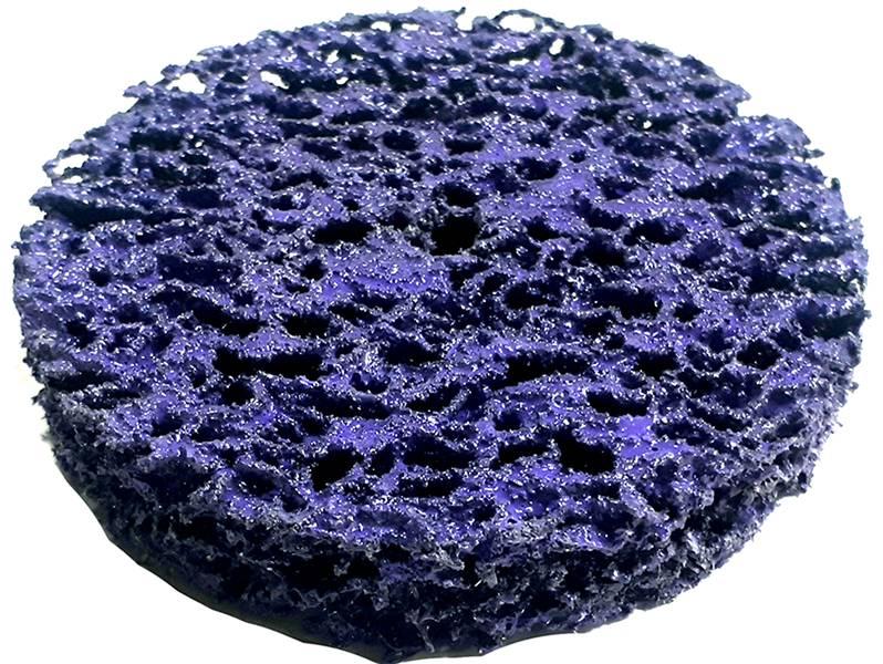 фото Зачистной круг GTOOL CD фиолетовый 75*15*6мм