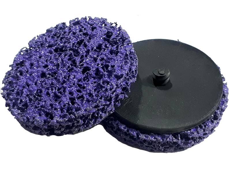 фото Зачистной круг GTOOL CD фиолетовый 75*15*QCD