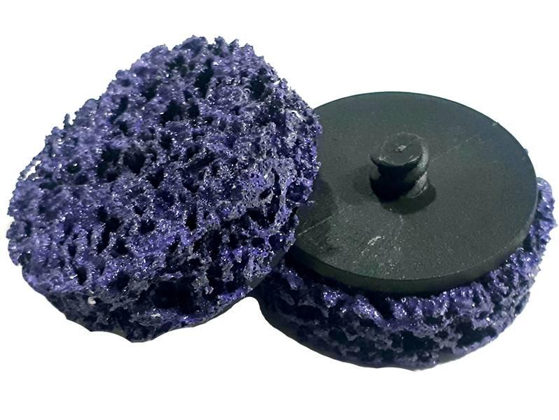 фото Зачистной круг GTOOL CD фиолетовый 50*15*QCD