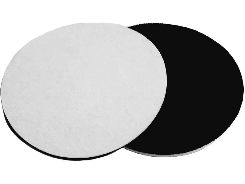 фото Полировальный круг Gtool, фетровый, мягкий, 125мм
