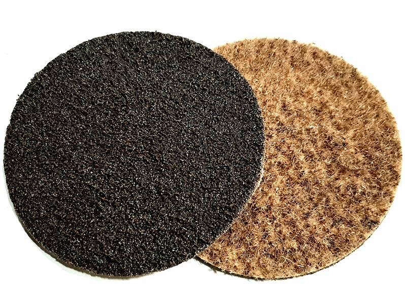фото Круг нетканый шлифовальный, d125мм, зерно Coarse (P60-80)