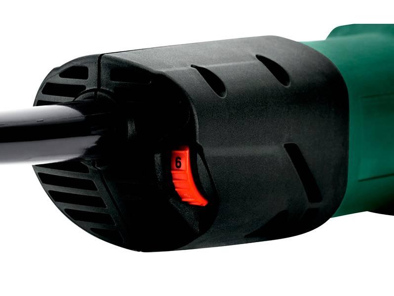 фото Metabo WEV 850-125 угловая шлифовальная машина