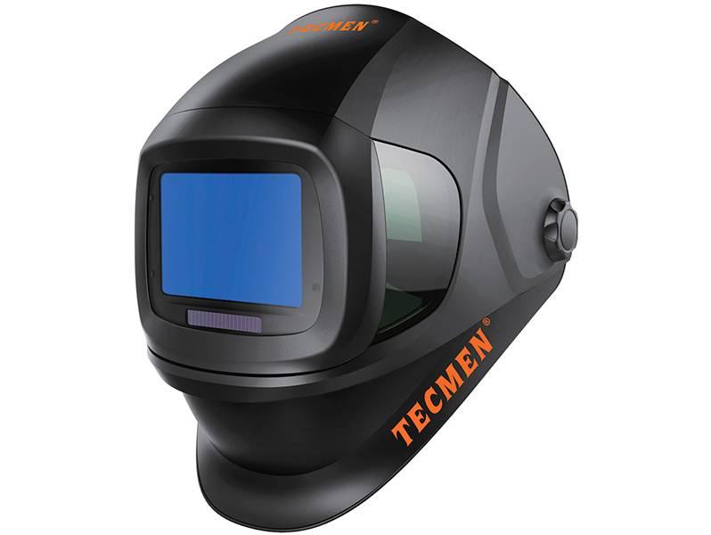 фото Сварочная маска с автоматическим светофильтром Tecmen TM 1000