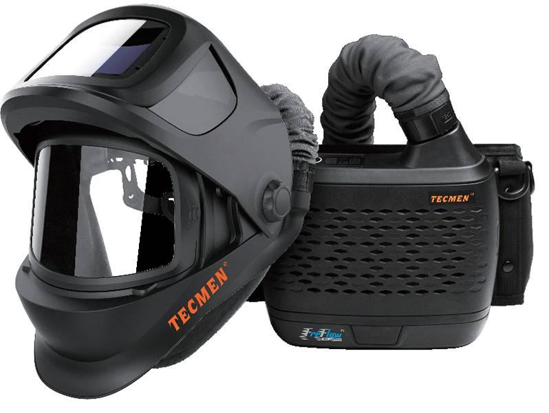 фото Сварочная маска Tecmen TM 1000 с подачей воздуха PAPR