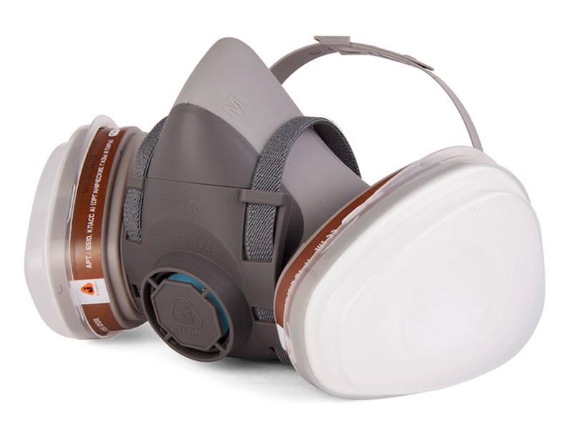 фото Комплект для защиты дыхания Jeta Safety J-SET 5500P, размер M