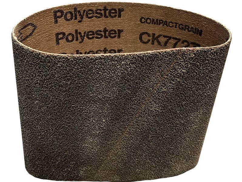 фото Шлифовальные гильзы CK772T 100*289, зерно Р400