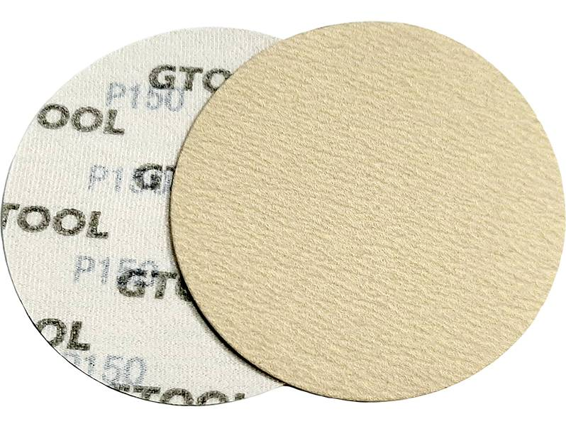 фото Шлифовальные круги d125, на липучке, зерно P150, уп-ка 10шт
