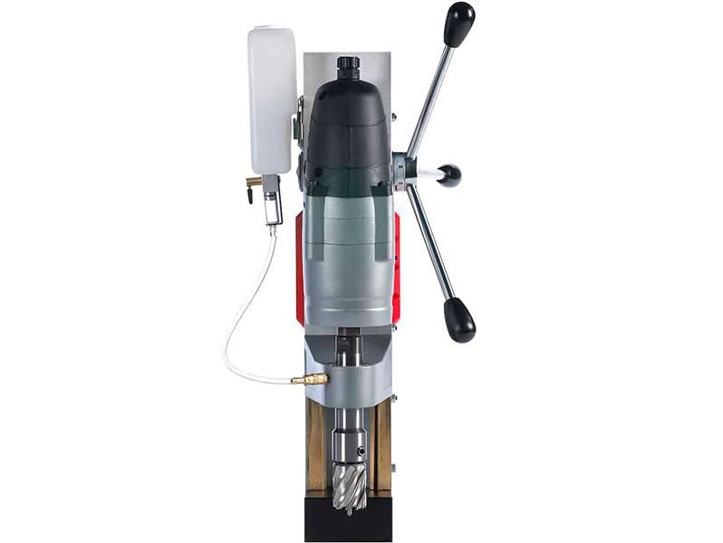 фото Euroboor EBM.360 - аккумуляторная сверлильная машина на магнитном основании