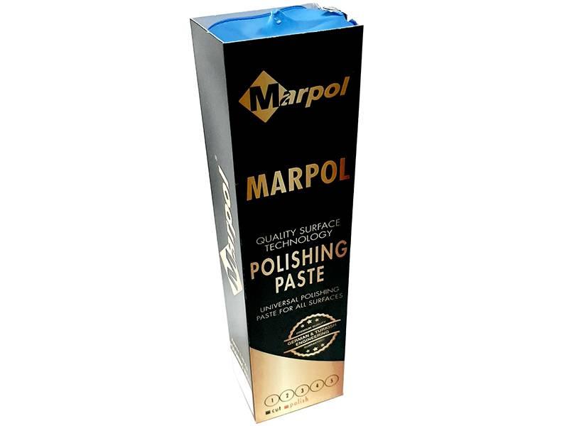 фото Полировальная паста Marpol F84B, зеркальный финиш по алюминию, 1,2кг