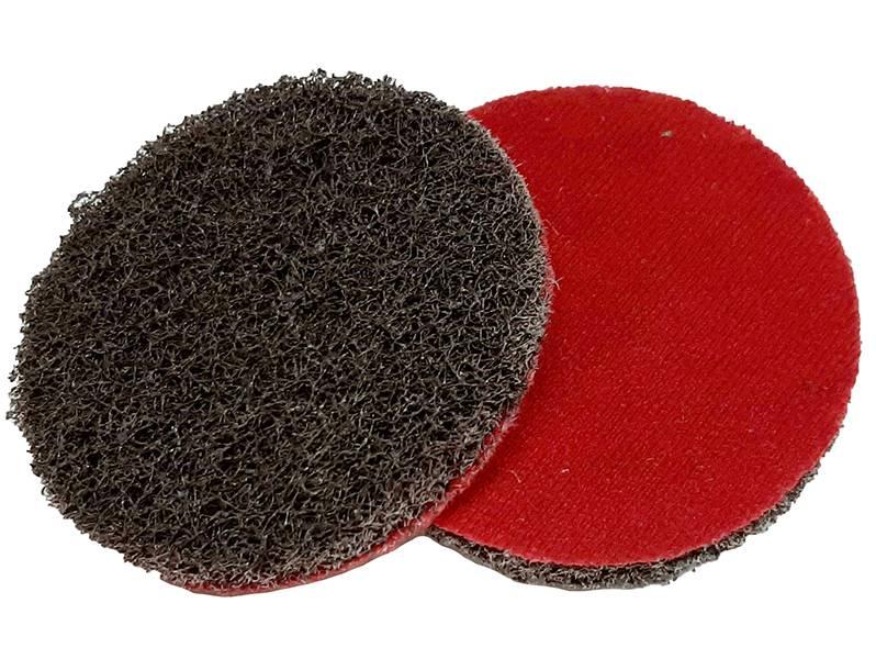 фото Шлифовальный круг из нетканого абразивного материала d75, зерно medium (P120)