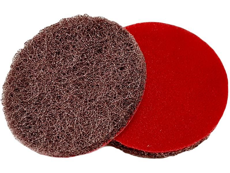 фото Шлифовальный круг из нетканого абразивного материала d75, зерно fine (P180)
