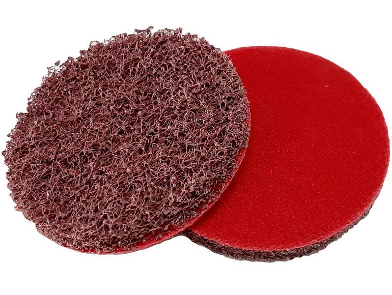 фото Шлифовальный круг из нетканого абразивного материала d75, зерно coarse (P80)
