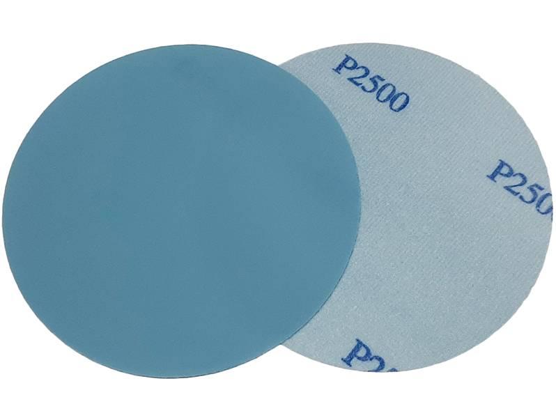 фото Шлифовальные круги d125, на липучке, зерно P2500, уп-ка 10шт