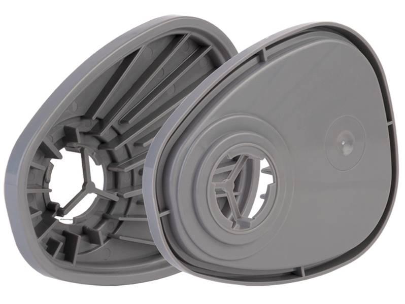 фото Фильтр-адаптер для полумасок Jeta Safety 6500 и 5500 (2шт)