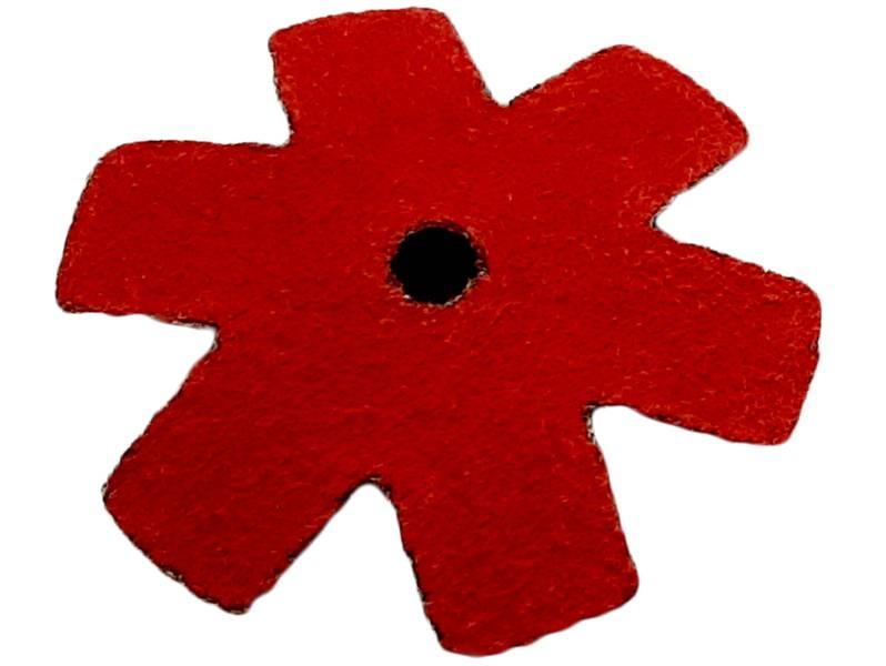 фото Шлифовальная звезда, d50мм, зерно P80