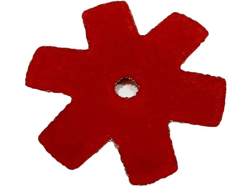 фото Шлифовальная звезда, d50мм, зерно P240