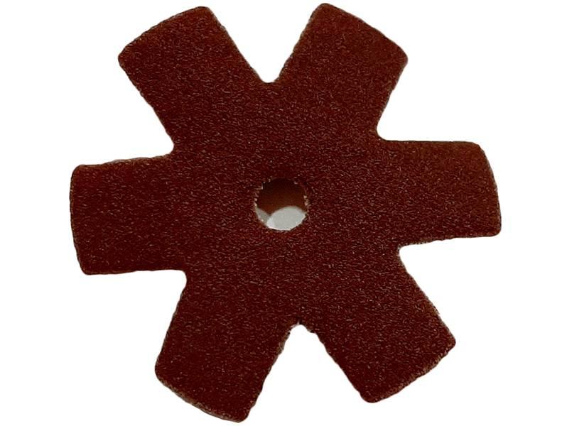 фото Шлифовальная звезда, d50мм, зерно P320