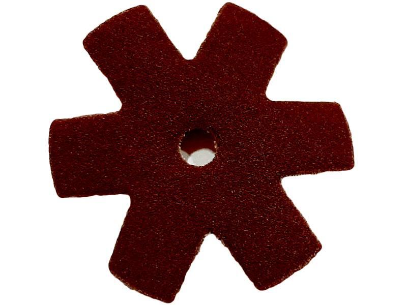 фото Шлифовальная звезда, d50мм, зерно P400