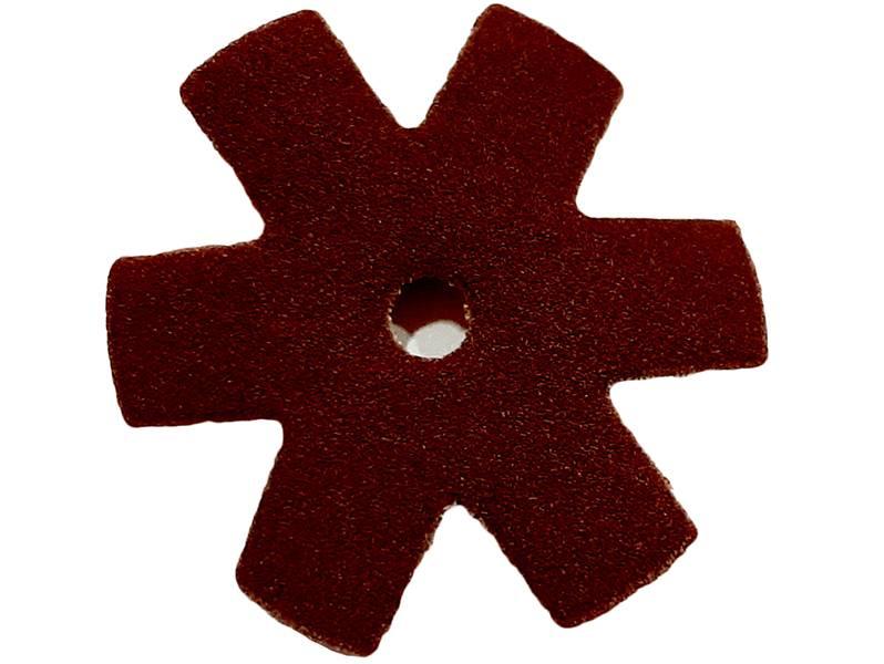 фото Шлифовальная звезда, d50мм, зерно P600