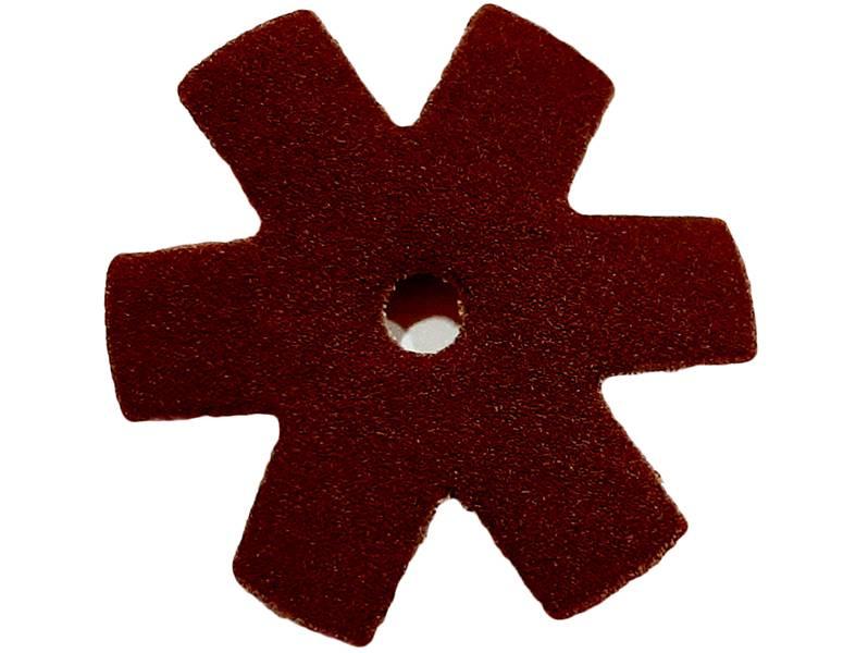фото Шлифовальная звезда, d50мм, зерно P800