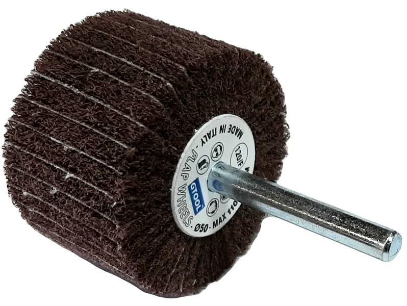 фото Шлифовальные головки лепестковые комбинированные, 50х30х6, зерно medium