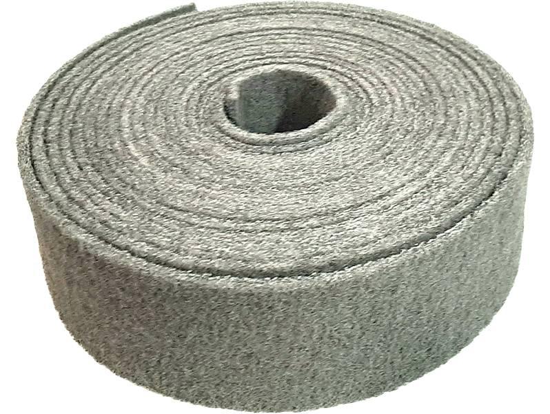 фото Рулон из нетканого абразивного материала GTOOL, зерно Fine SP (Р180) 100мм*10м