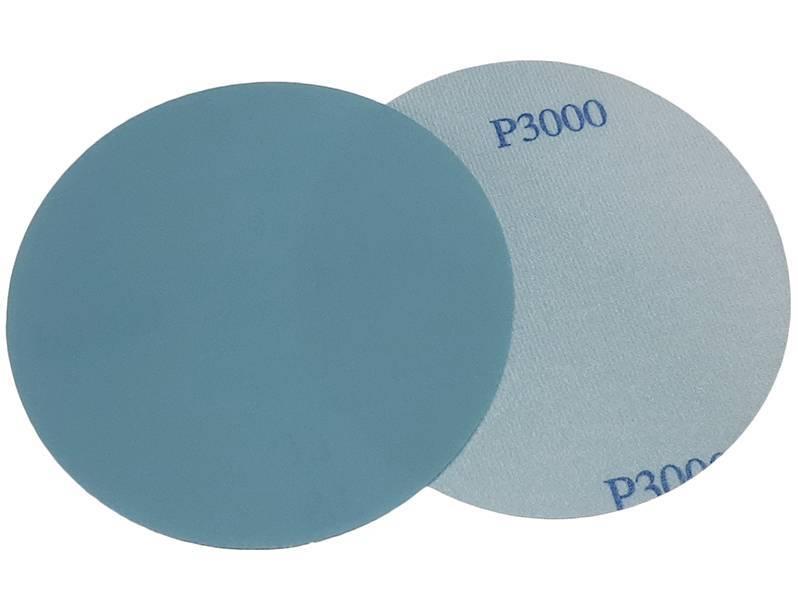 фото Шлифовальные круги d125, на липучке, зерно P3000, уп-ка 100шт