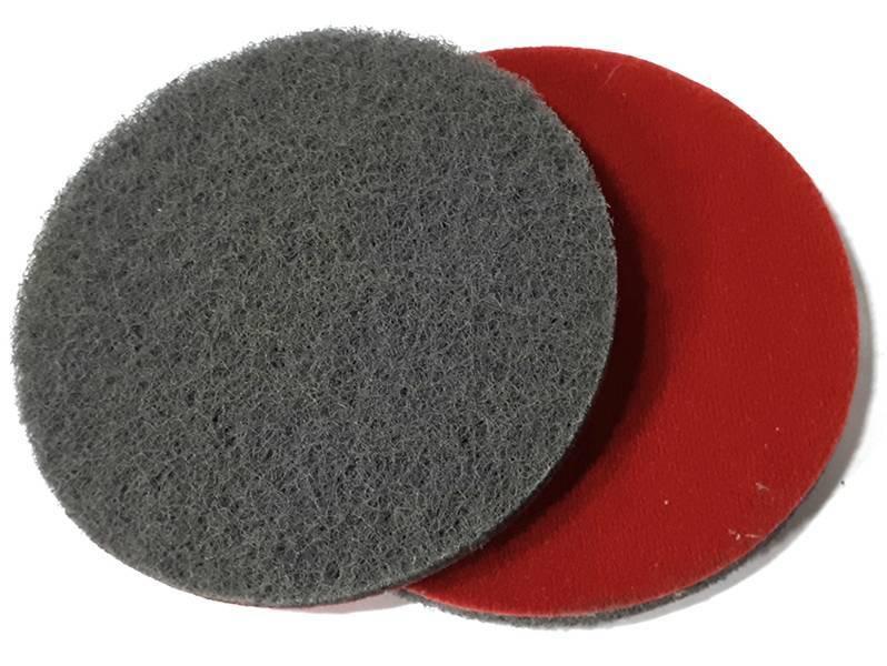 фото  Шлифовальный круг из нетканого абразивного материала d75, зерно suf1200 (P1200)