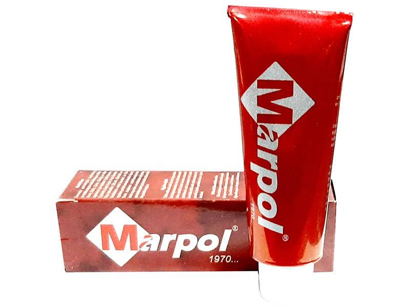 фото Универсальная полировальная паста Marpol, туба 100гр