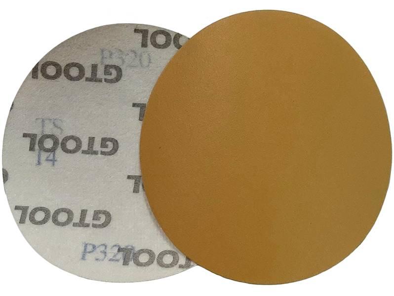 фото Шлифовальные круги d125, на липучке, зерно P320, уп-ка 10шт
