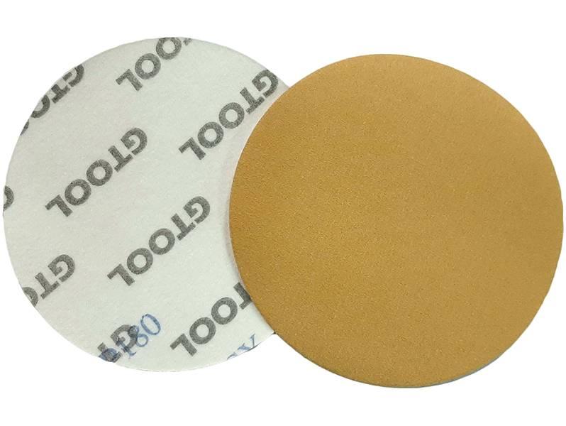 фото Шлифовальные круги d125, на липучке, зерно P180, уп-ка 10шт