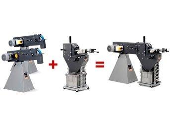 фото Станок для выборки радиусов до 75 мм GRIT GXR