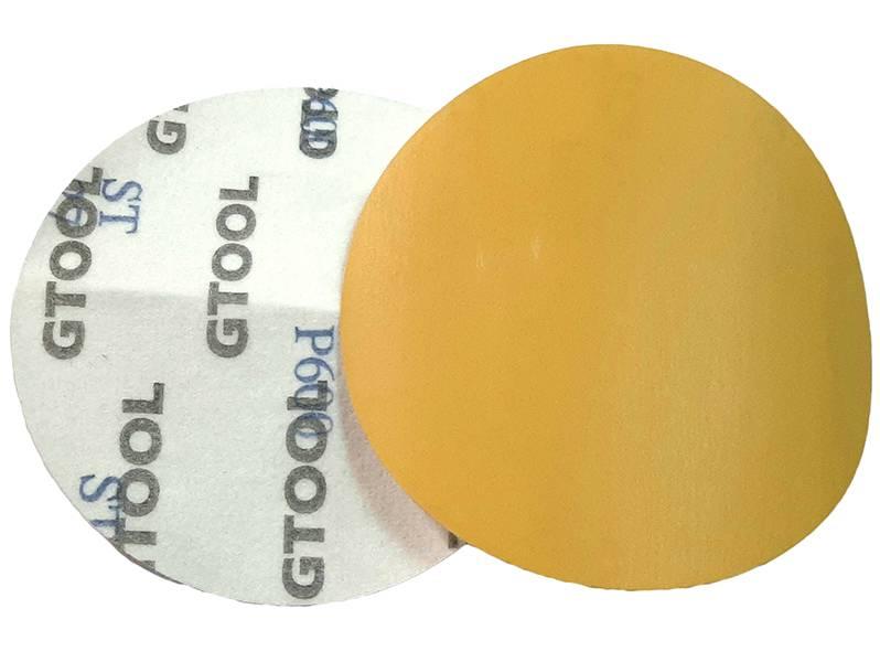 фото Шлифовальные круги d125, на липучке, зерно P600, уп-ка 10шт