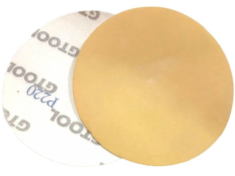 фото Шлифовальные круги d125, на липучке, зерно P220, уп-ка 10шт