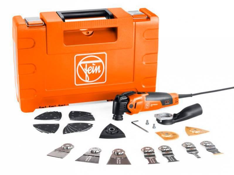 фото FEIN MULTIMASTER MM 500 Plus Top осциллирующий инструмент: 350Вт