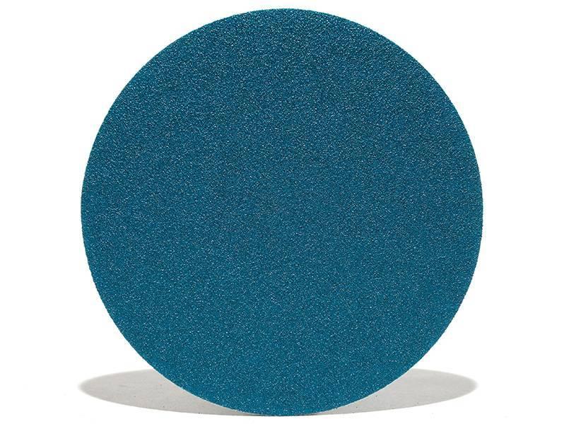 фото Шлифовальные круги ZK d300, на липучке, зерно P120, уп-ка 5шт