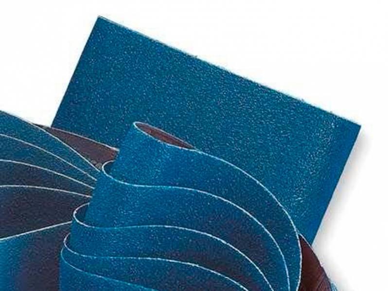 фото Абразивные шлифовальные ленты GRIT тип Z, 150х2000мм, зерно 80, 10шт